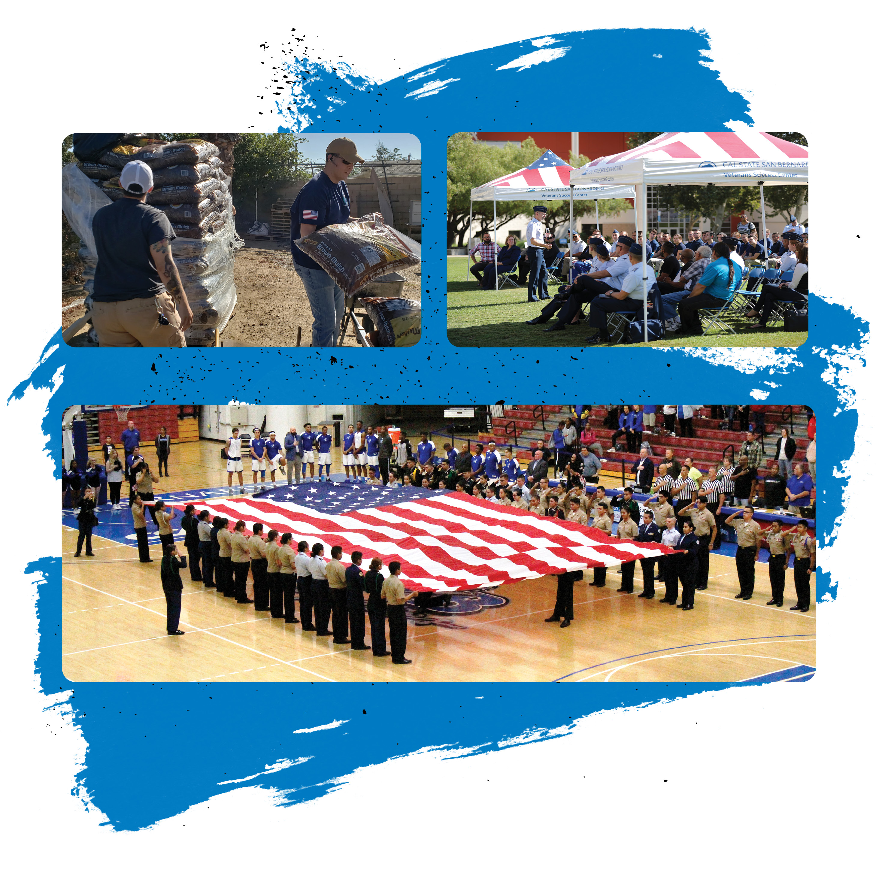 a variety of events that the VSC hosts