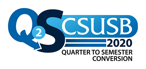 Q2S - CSUSB 2020 Quarter to Semester Conversion