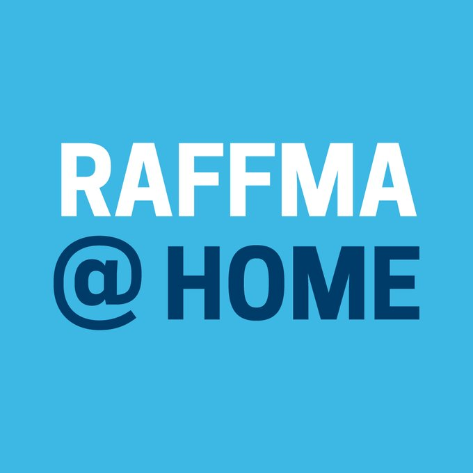 RAFFMA at Home graphic