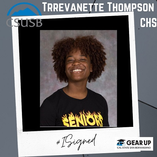 Trrevante Thompson CHS