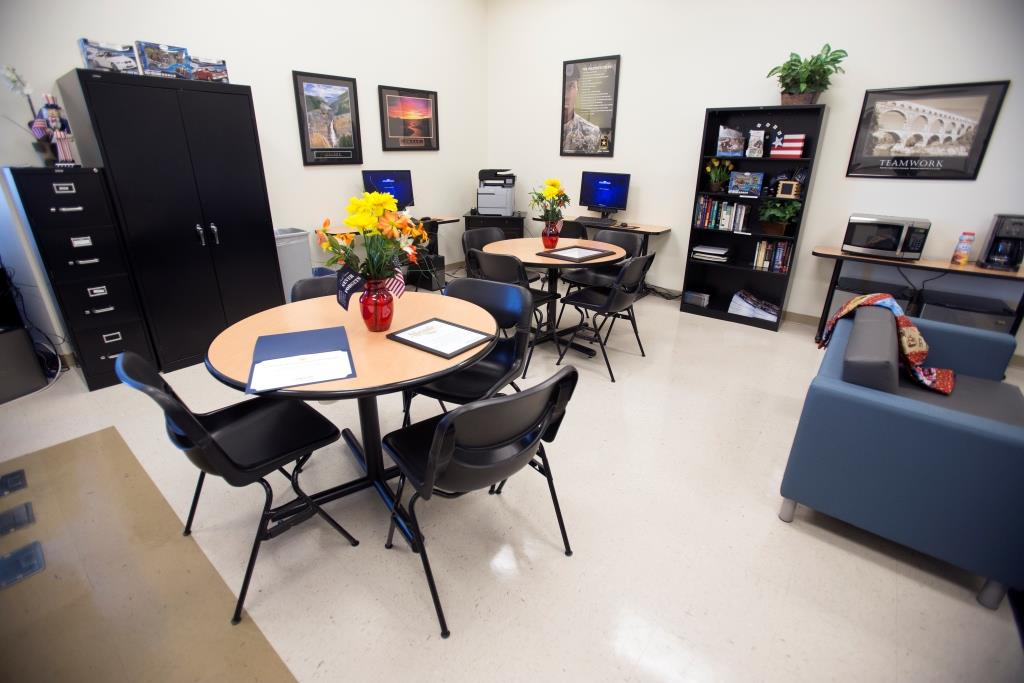 Veterans Success Center at PDC