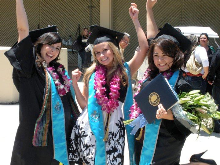 Photo of Sorority Graduates