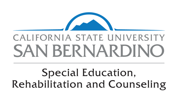 CSUSB Special Education, Rehabilitation and Counseling