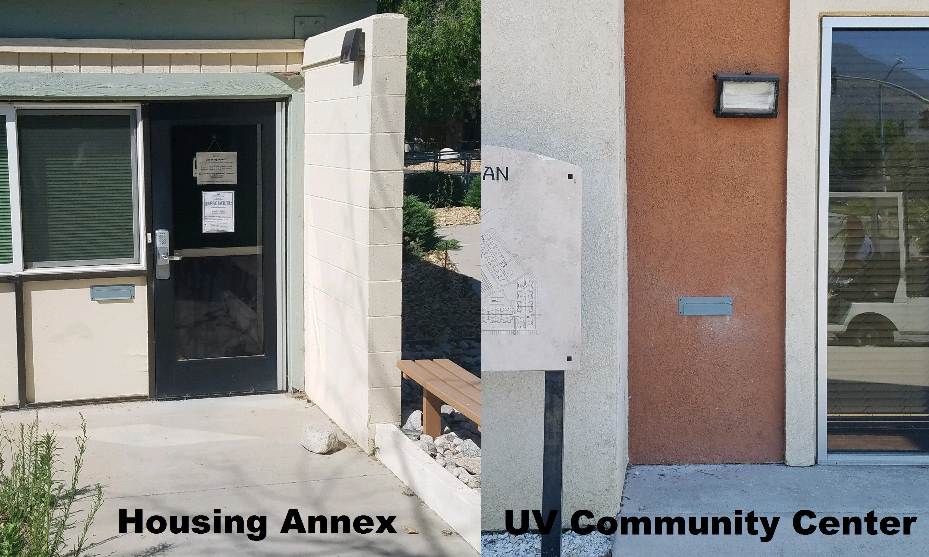 Drop box photo - Annex and University Village