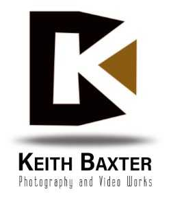 Keith Baxter Photography and Video Works