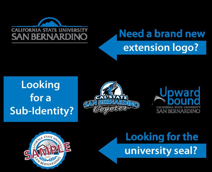 Logo Request & Download   CSUSB