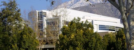 Exterior of CSBS Building