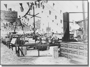 1911: San Bernardino's First National Orange Show