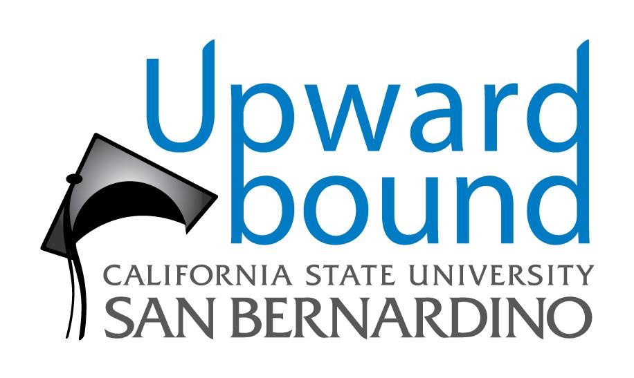 CSUSB upward Bound Logo