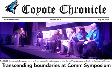 symposium in chronicle cover